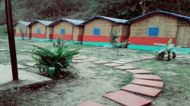 Camp In Rishikesh cottages